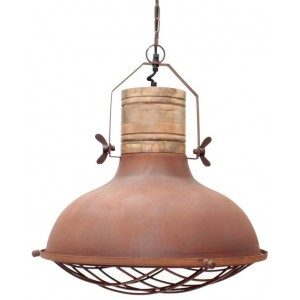 Grid hanglamp rust - Label51