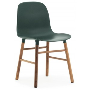 Form chair walnoot - Normann Copenhagen