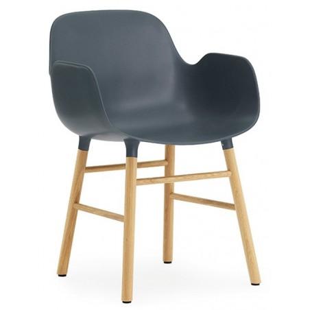 Form armchair eiken - Normann Copenhagen