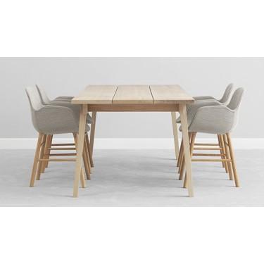 Slice tafel 250cm - Normann Copenhagen