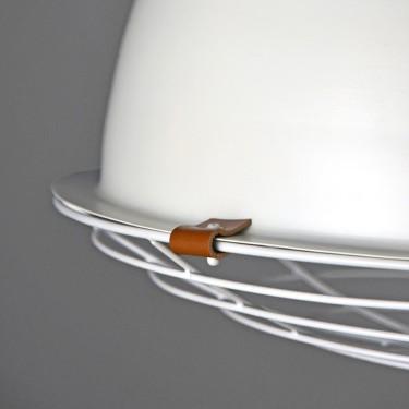 Rootz hanglamp wit - Label51
