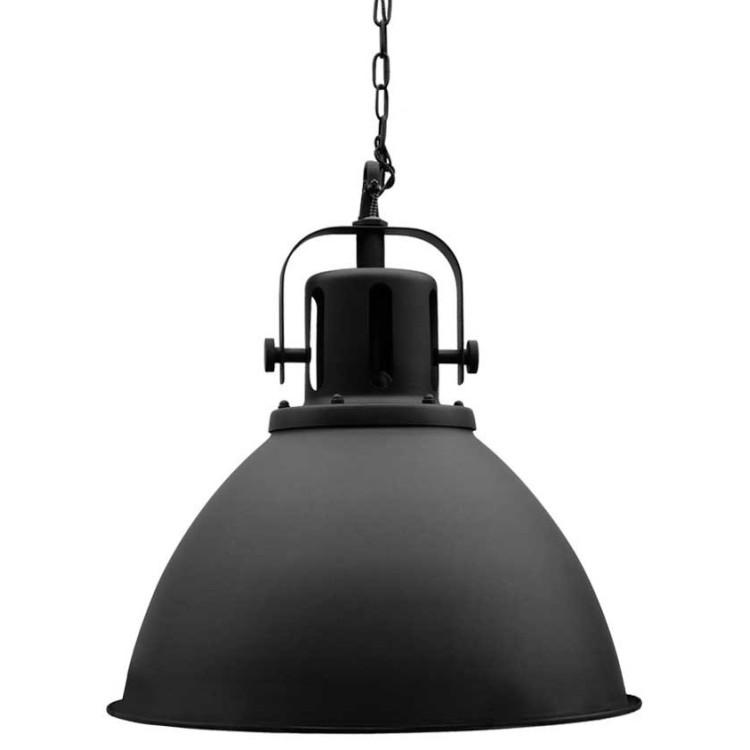 Spot hanglamp zwart - Label51