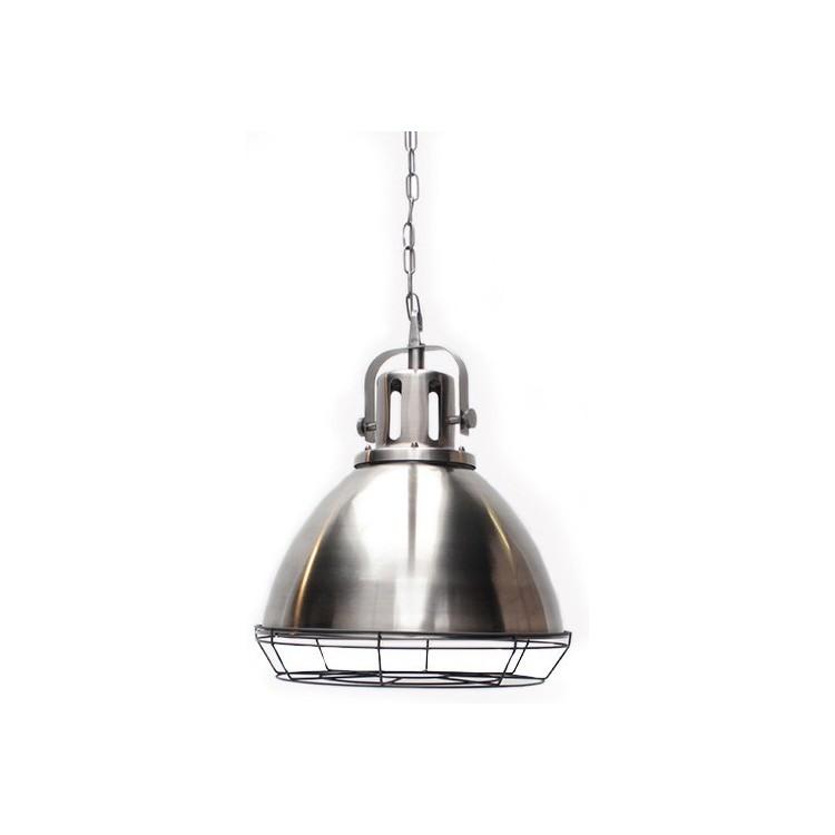 Spot hanglamp Antiek Zilver - Label51