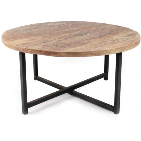 Dex salontafel rond - Label51