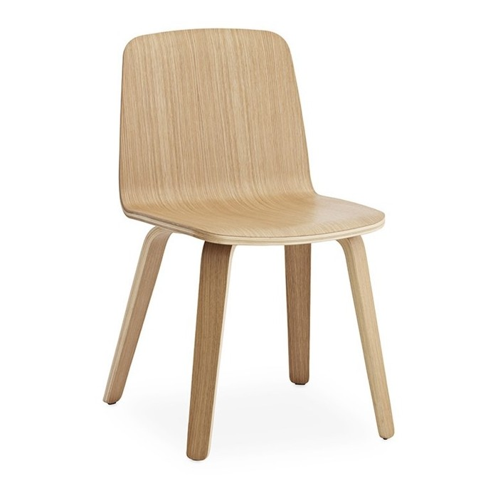 Just Chair Oak stoel - Normann Copenhagen