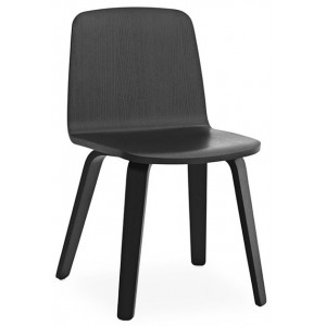 Just Chair Oak stoel zwart - Normann Copenhagen