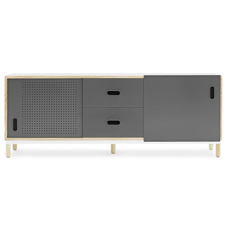 Kabino dressoir met 2 lades - Normann Copenhagen
