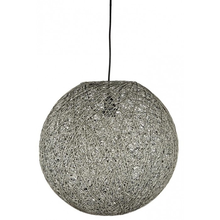 Twist hanglamp grijs - Label51