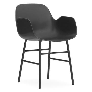 Form armchair monochroom  - Normann Copenhagen