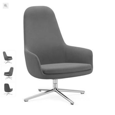 Era Lounge Chair High Swivel - Normann Copenhagen