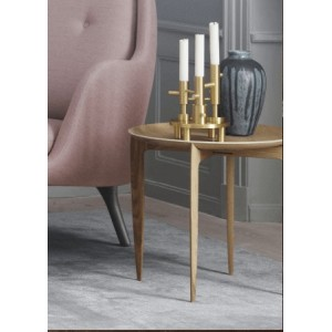 Foldable Tray Table bijzettafel Eiken - Fritz Hansen