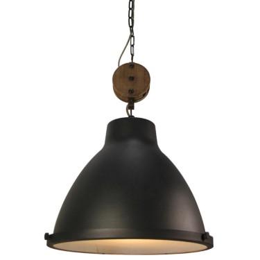Dock hanglamp zwart - Label51