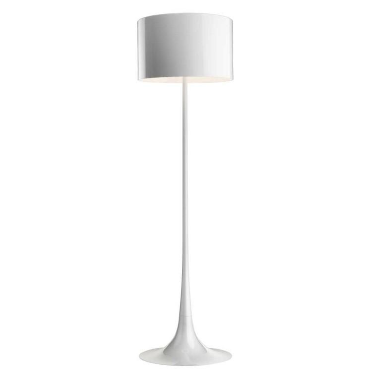 Spun Light F vloerlamp wit - FLOS