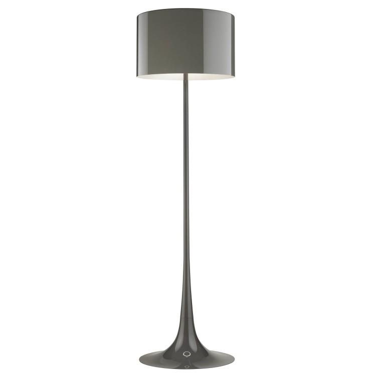 Spun Light F vloerlamp mud - FLOS