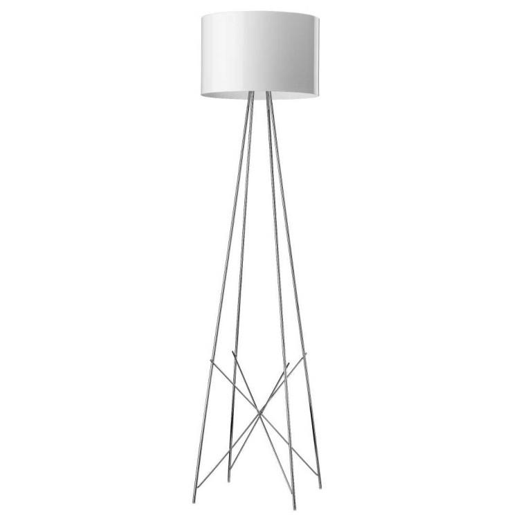 Ray F2 vloerlamp wit - FLOS