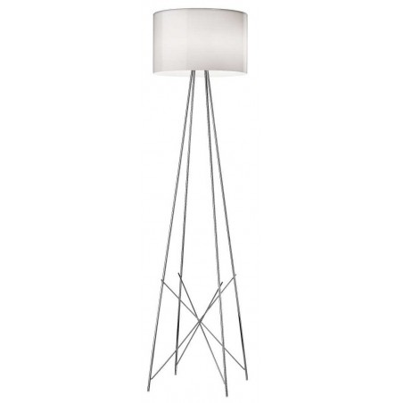 Ray F2 vloerlamp glas - FLOS