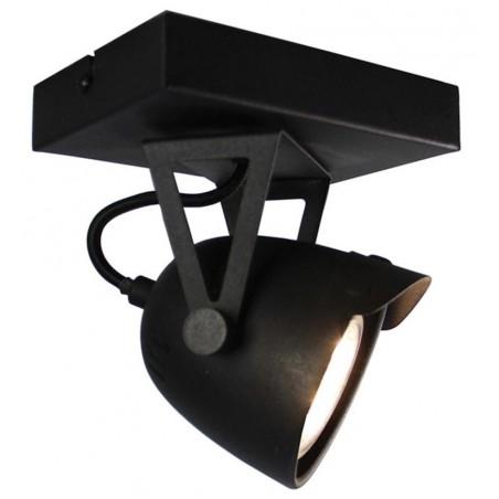 LED Spot Cab 1 lichts zwart - Label51