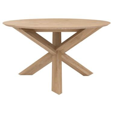 Circle tafel eiken - Ethnicraft