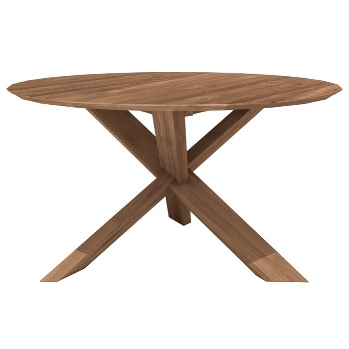 Circle tafel teak - Ethnicraft