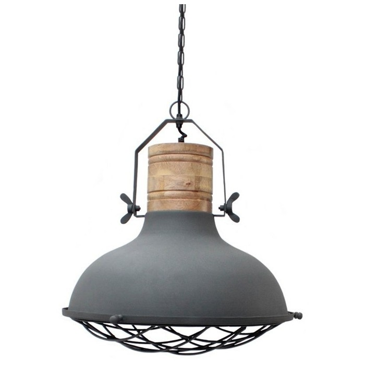 Grid hanglamp S grijs - Label51