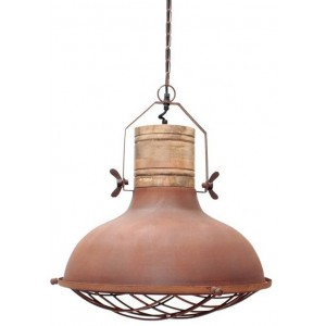 Grid hanglamp S koper - Label51