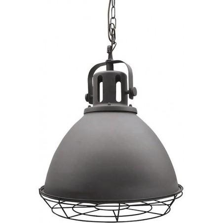 Spot hanglamp grijs - Label51