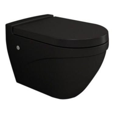 Wandcloset Sarnano zwart - Best Design