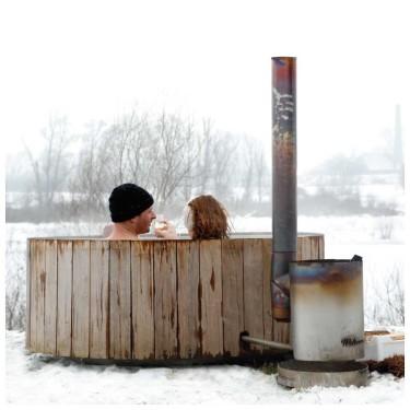 Dutchtub Wood - Weltevree