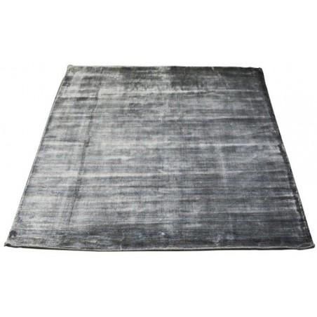 Bamboo vloerkleed grijs - Massimo