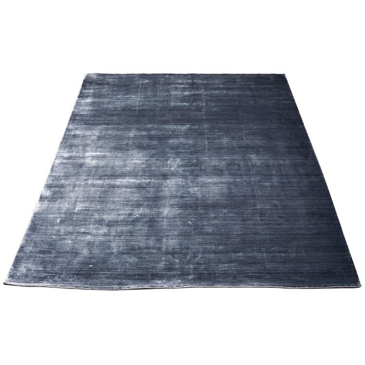 Bamboo vloerkleed steelblack - Massimo