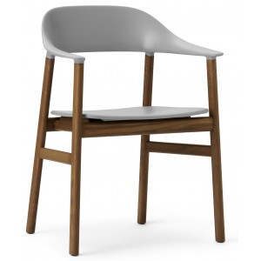 Herit armchair donkereiken - Normann Copenhagen