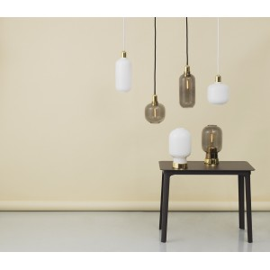 Amp hanglamp messing large - Normann Copenhagen