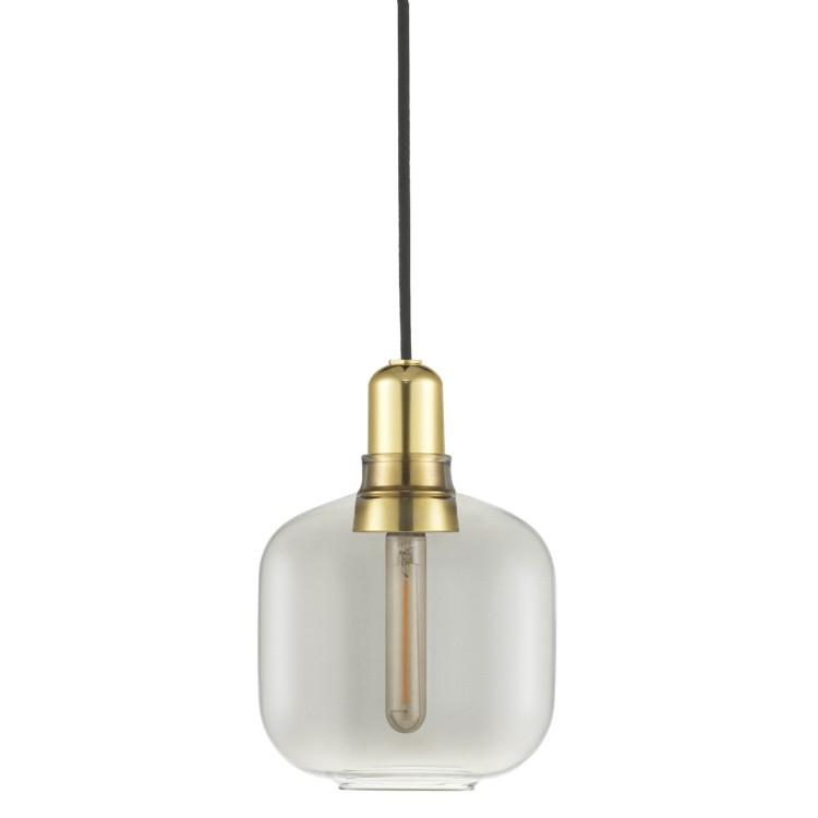 Amp Hanglamp Messing Small Normann Copenhagen