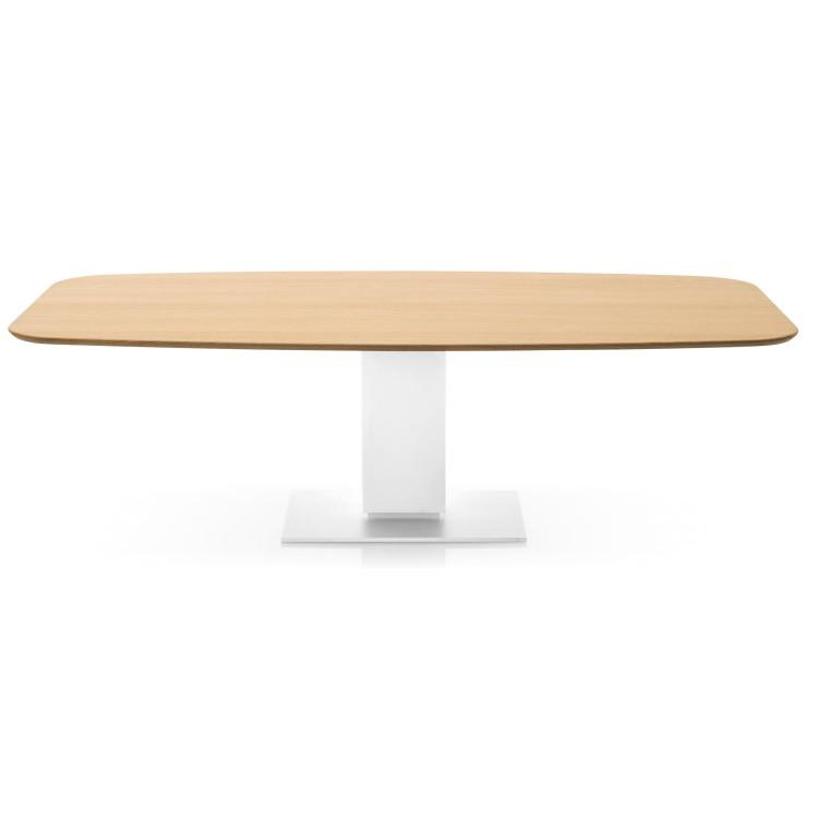 Echo tafel hout 250cm - Calligaris