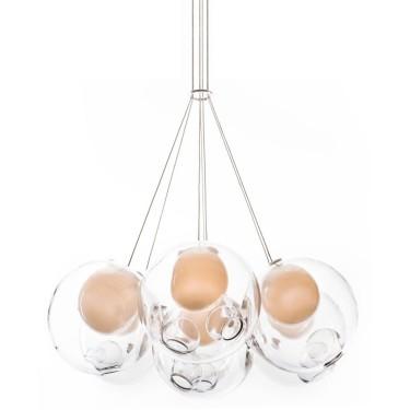 28.7 Cluster hanglamp - Bocci