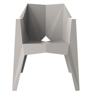 Voxel armchair - VONDOM