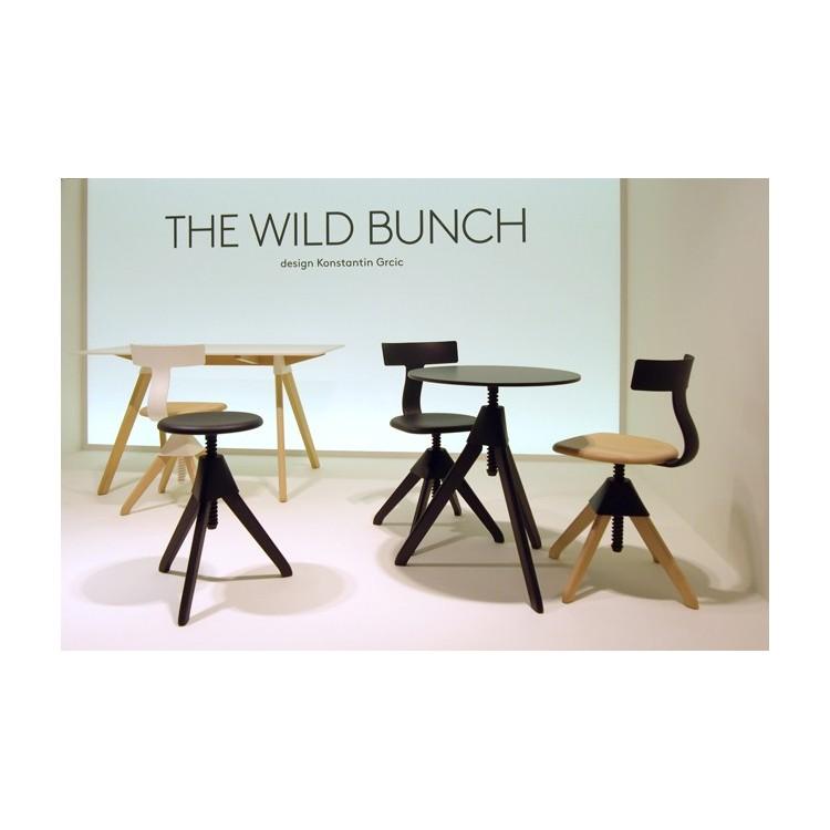 2Tuffy - The Wild Bunch stoel zwart - Magis