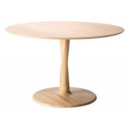 Torsion Eettafel eiken - Ethnicraft