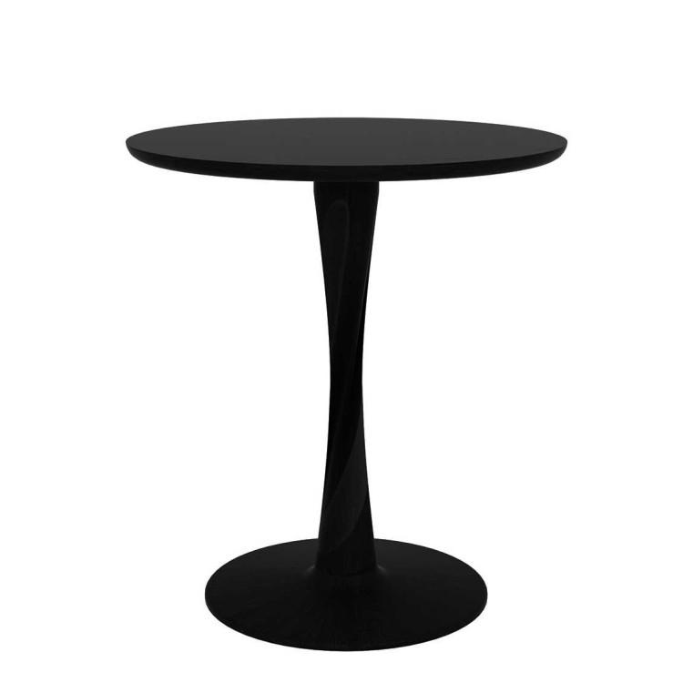 Torsion Eettafel zwart - Ethnicraft