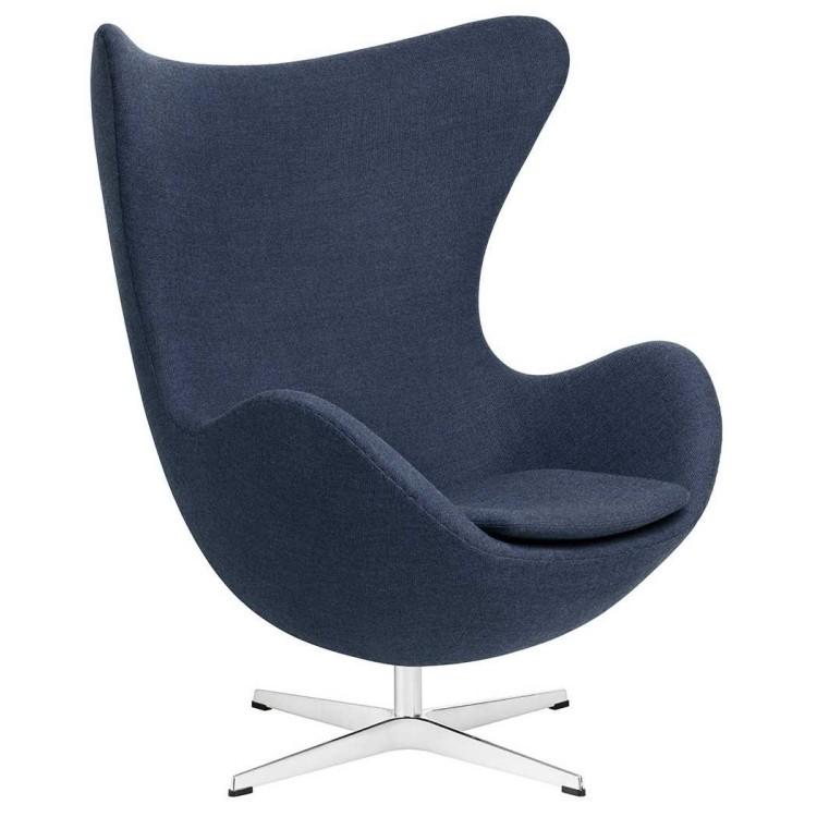 Egg Chair Stof.Egg Chair In Fritz Hansen Stof Fritz Hansen