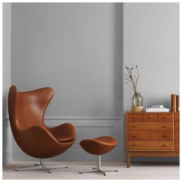 Egg chair elegance leder - Fritz Hansen