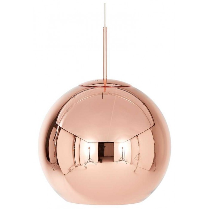 Copper Round Ø25 koper - Tom Dixon