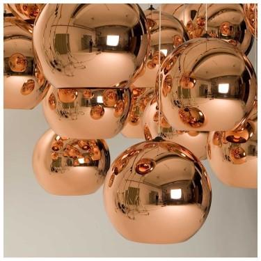 Copper Round Ø25 koper - Tom Dixon