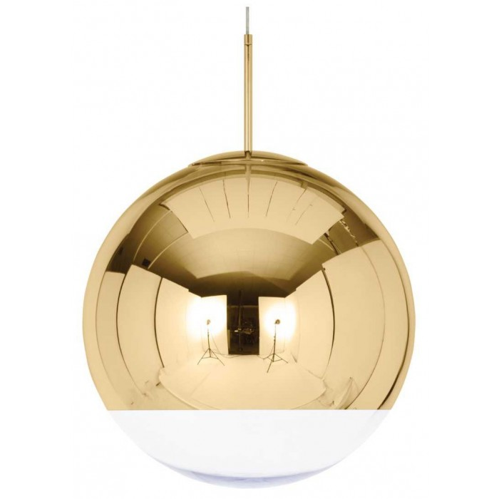 Mirror Ball Gold Hanglamp - Tom Dixon