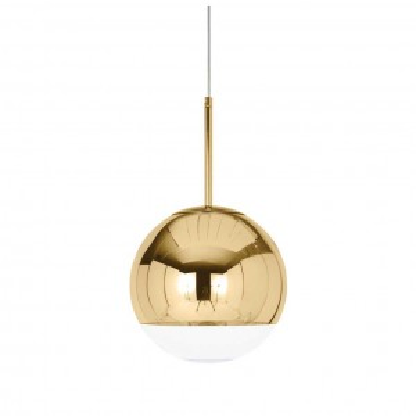 Mirror Ball Gold Hanglamp - Tom Dixon