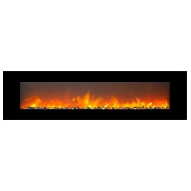 Trivero 180 elektrische wandhaard - Ruby Fires