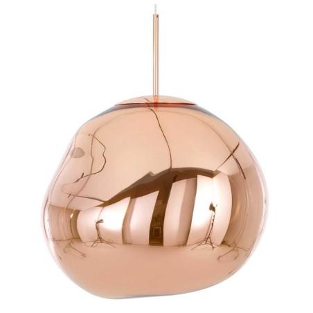 Melt hanglamp koper 50cm - Tom Dixon