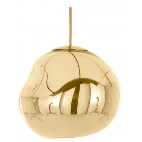Melt hanglamp goud 50cm - Tom Dixon