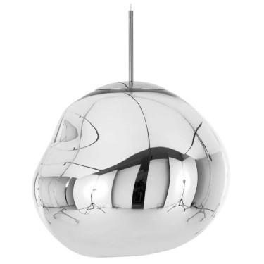 Melt hanglamp chroom 50cm - Tom Dixon