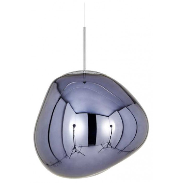 Melt Mini hanglamp smoke 28cm - Tom Dixon